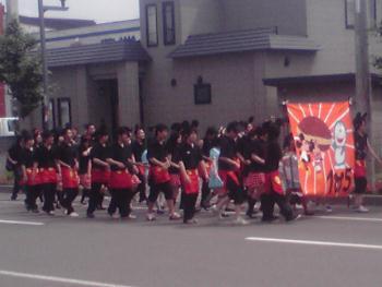学校祭パレード 4