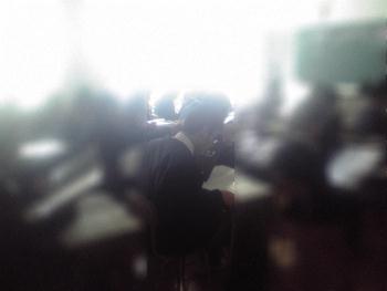 教室 息子1