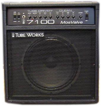 TUBEWORKS 7100 Combo