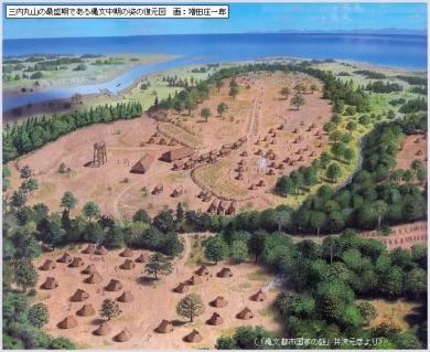 三内縄文遺跡