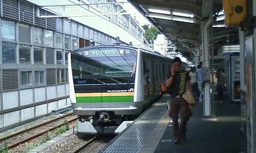 E233系 東海道線用編成