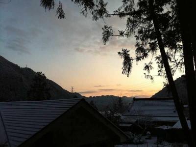 雪景色2011OBC