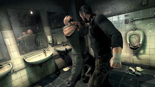 Splinter Cell: Conviction」SDC...