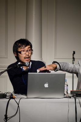 METAPHORの増田一太郎さん