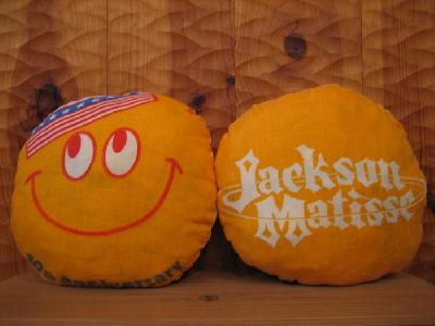 JACKSONMATISSE 10周年 SMILE
