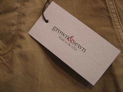 GROWN&SEWN INDEPENDENT
