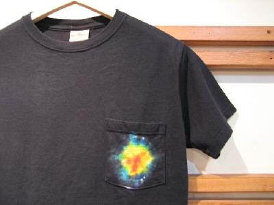 BRIGHT SIDE TIE DYE FARMHOUSE 別注