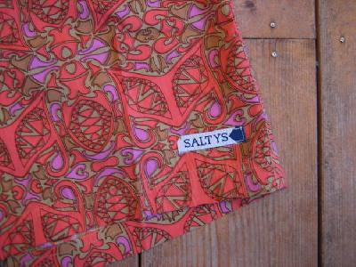 SALTY'S X ANDY DAVIS  SURF TRUNKS