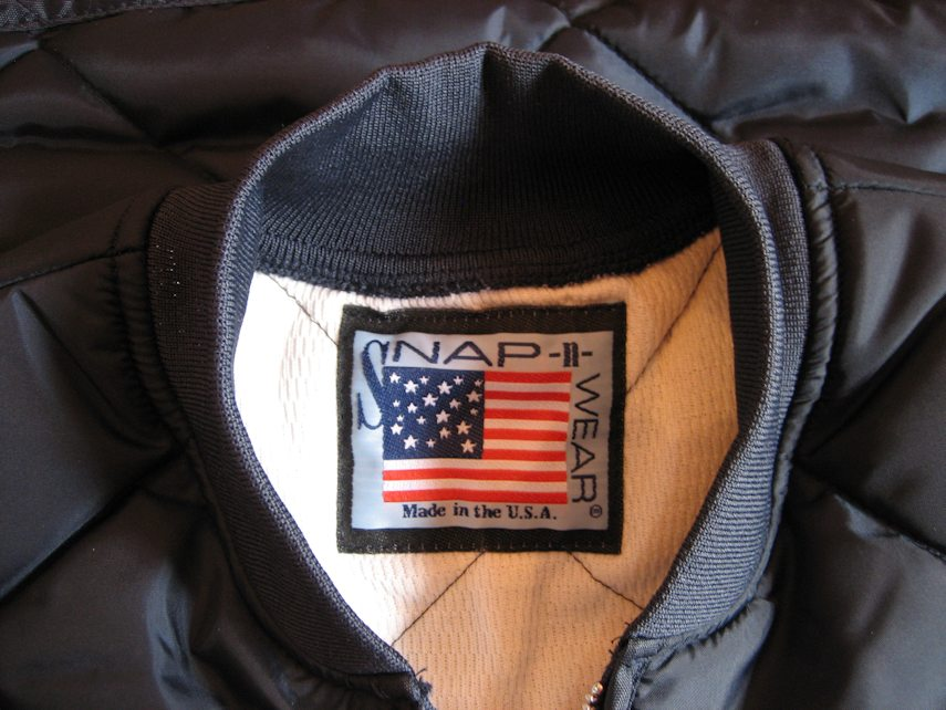 SNAP N WEAR MADE IN USA 京都