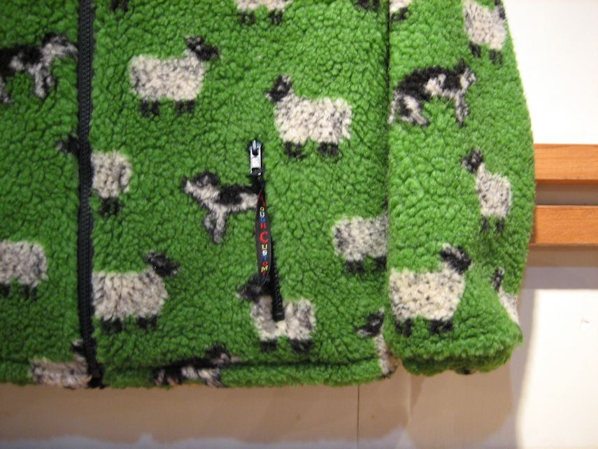 FARFIELD FLEECE JACKET 羊
