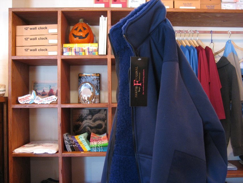 FARFIELD FLEECE 京都 通販