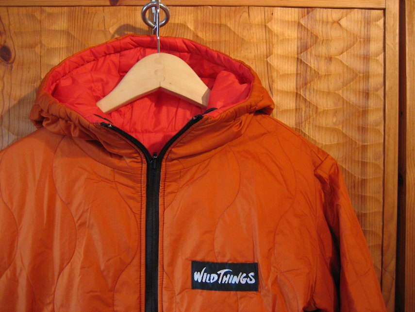 WILDTHINGS PRIMALOFT MADE IN USA 京都