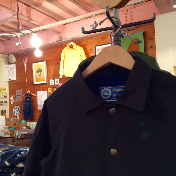 OREGONIAN OUTFITTERS COACH JACKET 取扱店