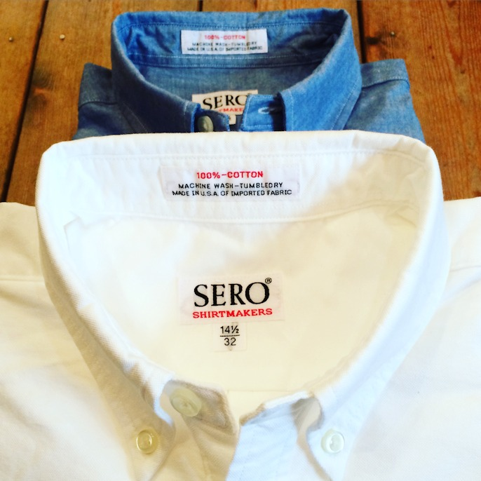 SERO PULL OVER SHIRTS