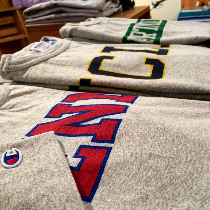 CHAMPION T1011 COLLEGE TEE