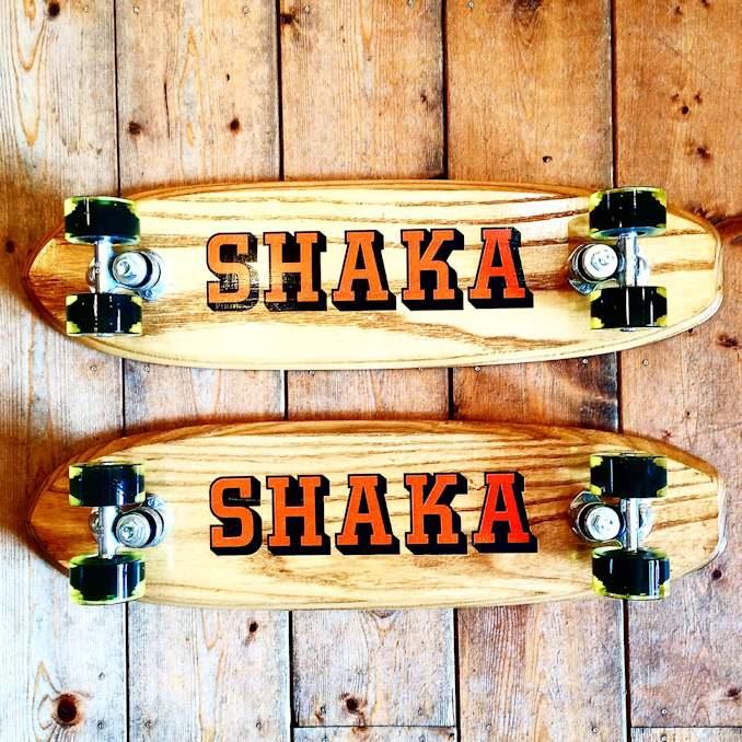 SHAKASTICS SIDEWALK SURFER 通販 取扱店