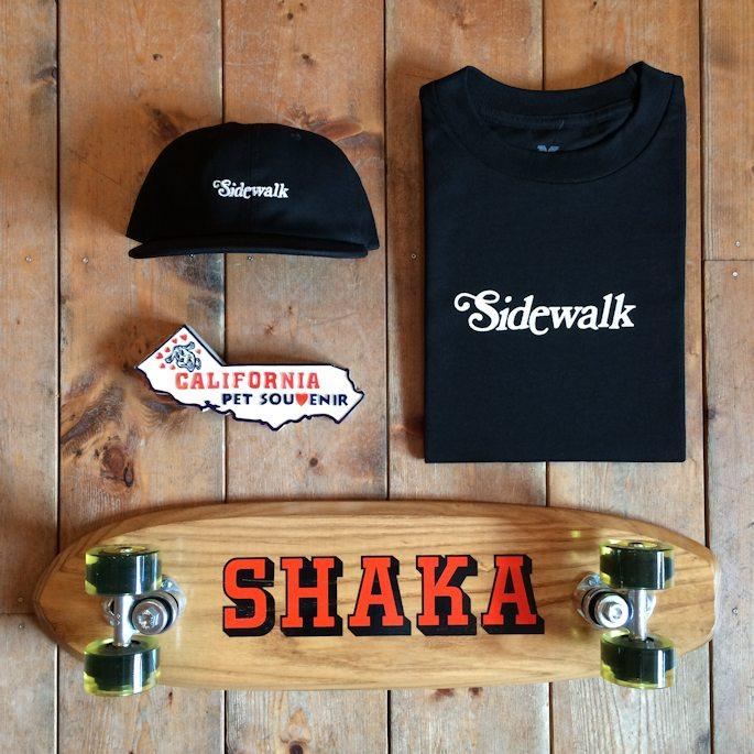 SHASTICS SIDEWALK CAP 通販