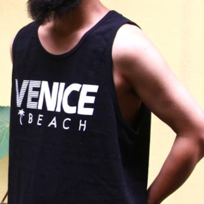 SANDIE NICE BEACH TANK TOP 通販