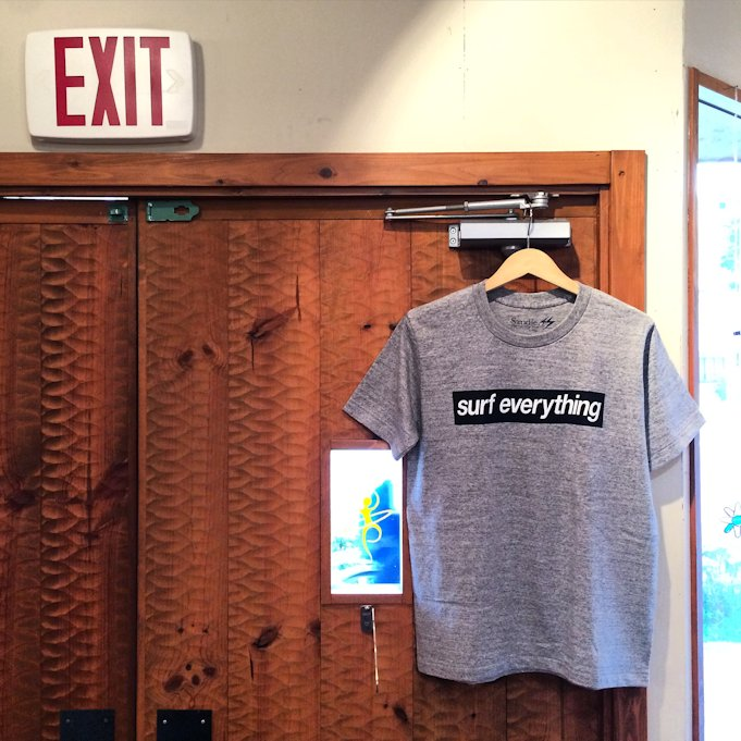 SANDIE SUR FEVERYTHING TEE 取扱店