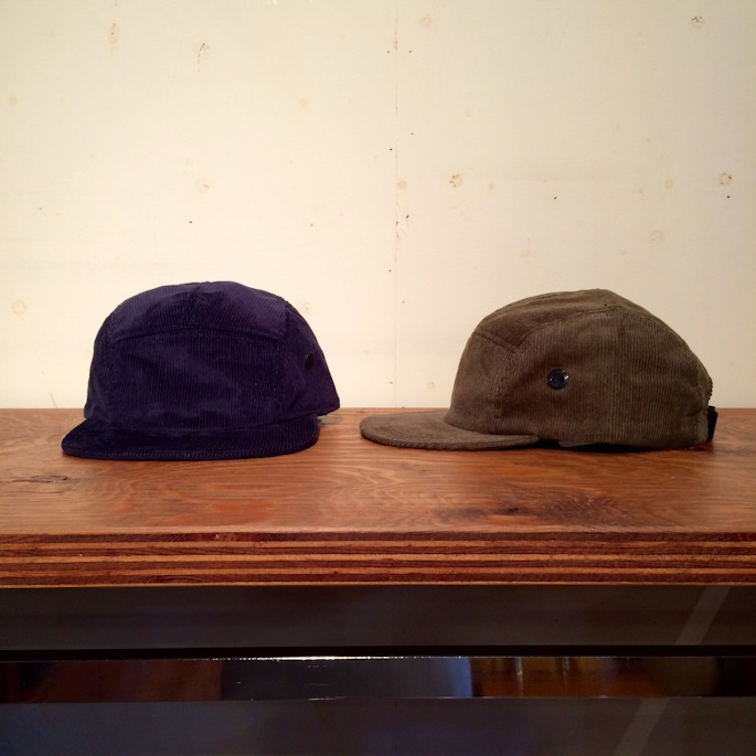 NEWYORK HAT CORDUROY JET CAP MADE IN USA