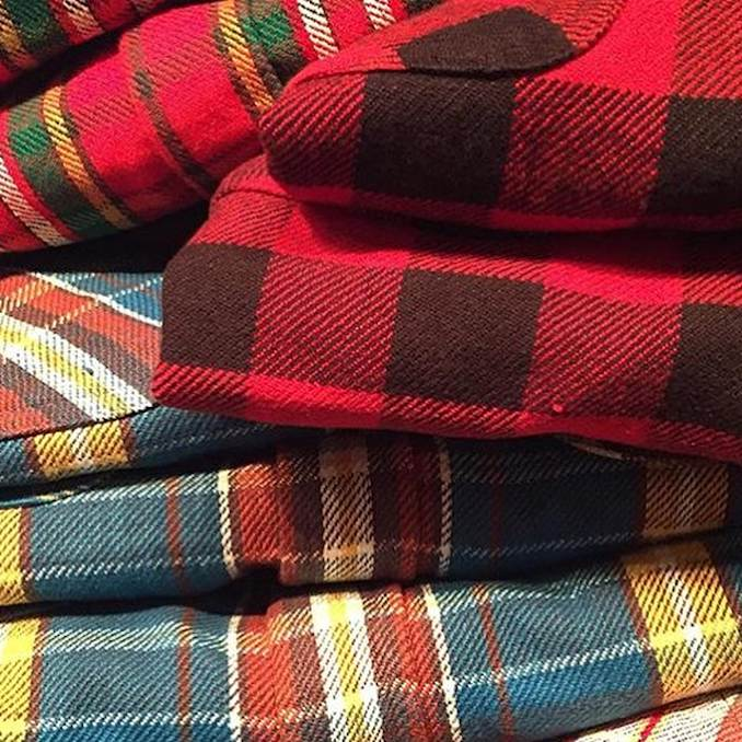 2016 CAMCO FLANNEL SHIRTS 取扱店