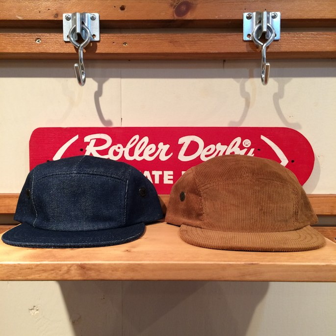 NEWYORK HAT CAMP HAT CORDUROY