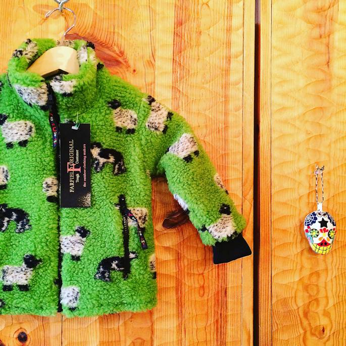 FARFIELD KIDS SHEEP & DOG FLEECE