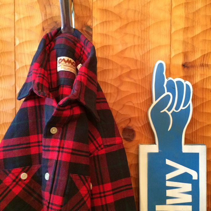 CAMCO FLANNEL SHIRTS 京都