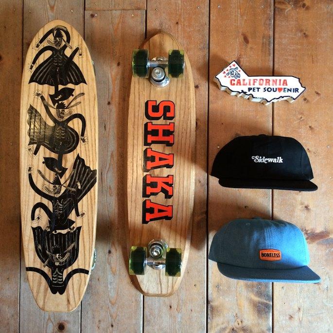 SHAKASTICS SIDEWALK SURFER 通販