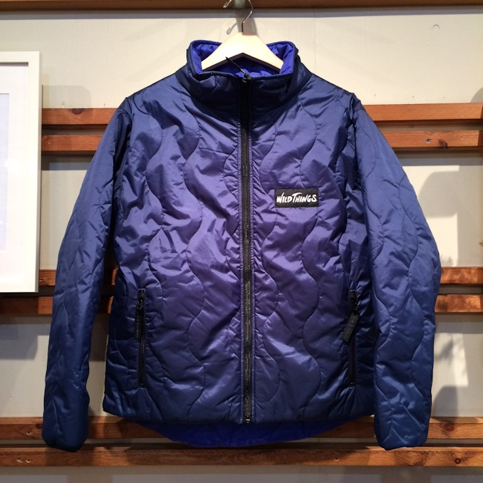 WILDTHINGS PRIMALOFT MADE IN USA