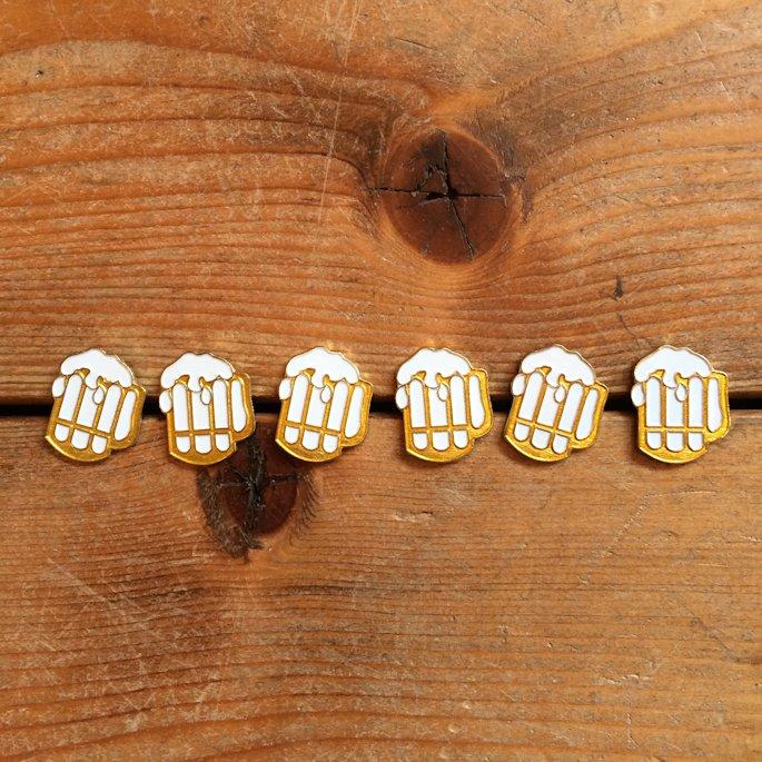 AMERICAN PINS BEER PINS
