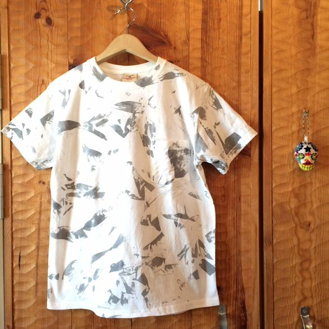 GOOD WEAR S/S POCKET TEE SUMI