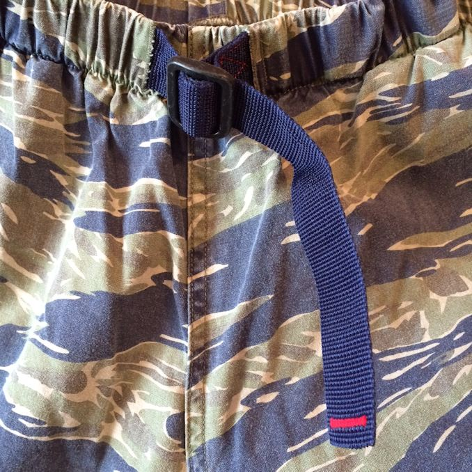 JAMMING TIGER CAMO CLIMING SHIRTS通販