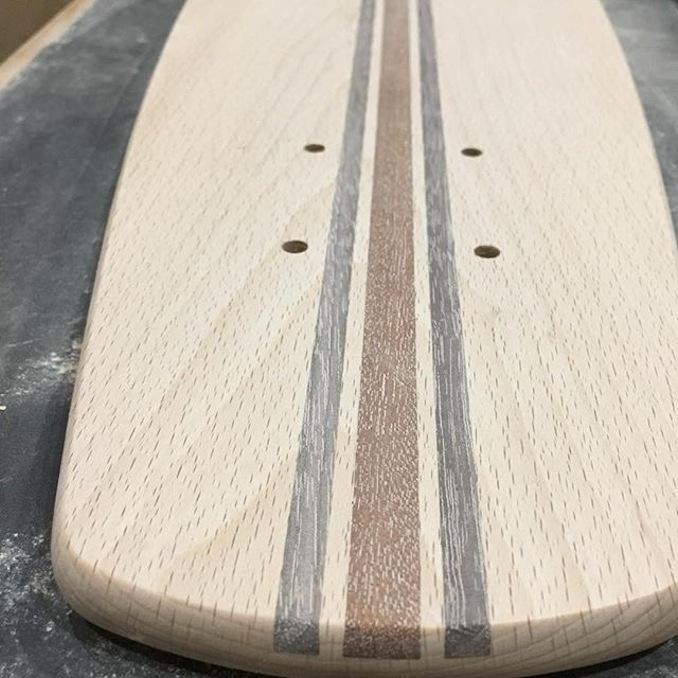GRAIN ON SKATE