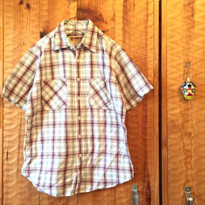 CAMCO S/S CHECK SHIRTS