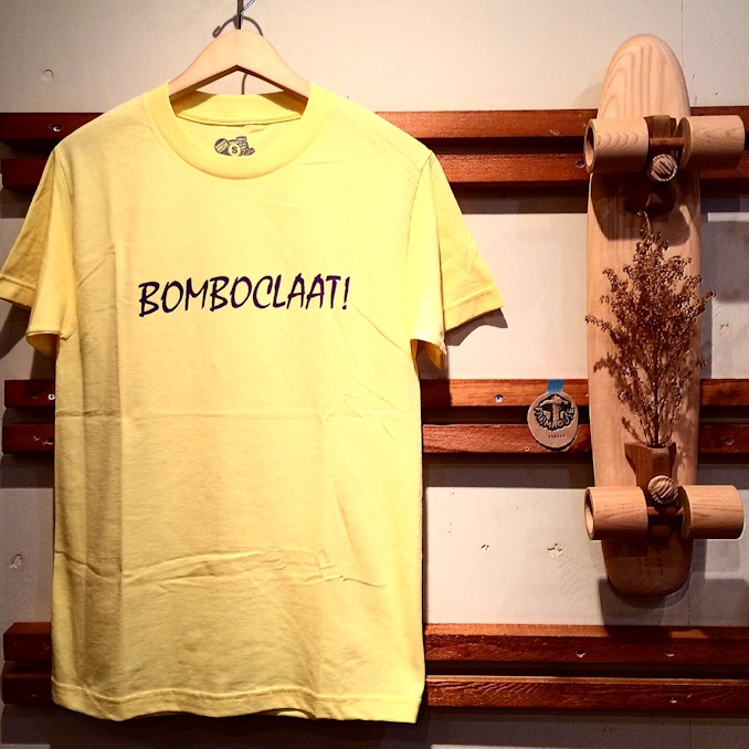 MANAGERS SPECIAL BOMBOCLAATI Tシャツ