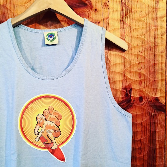 GOOD ON TANK TOP MADE IN USA