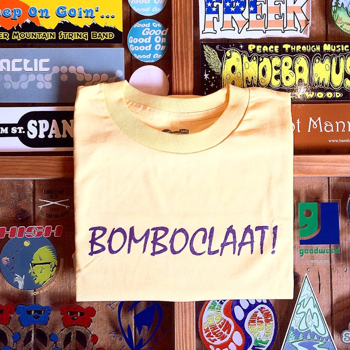 MANAGERS SPECIAL BOMBOCLAATI TEE FARMHOUSE