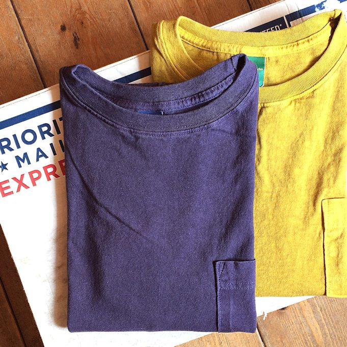GOOD WEAR S/S POCKET TEE FARMHOUSE