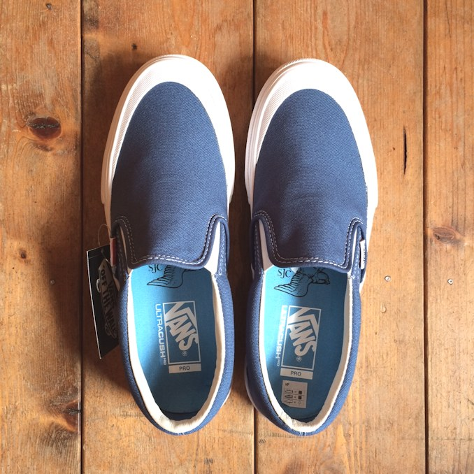 VANS SLIP ON PRO ANDREW ALLEN FARMHOUSE