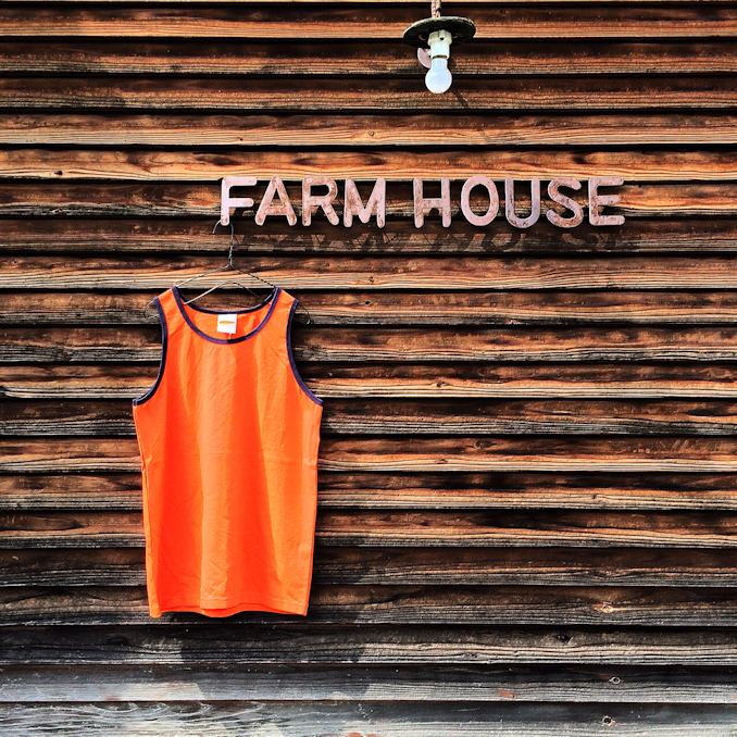 RED DOGS TANK TOP FARMHOUSE