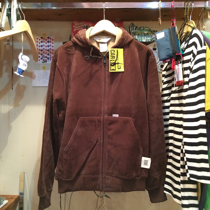 CARHARTT CAR-TEX ZIP HOODIE MADE IN USA