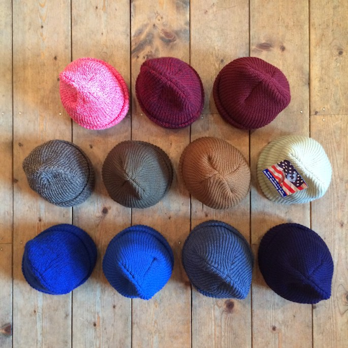 ARTEX KNITTING MILLS WATCH CAP 通販 FARMHOUSE
