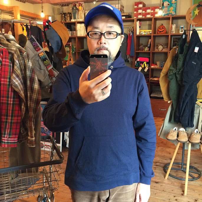 GOOD WEAR L/S HOODIE 通販 FARMHOUSE