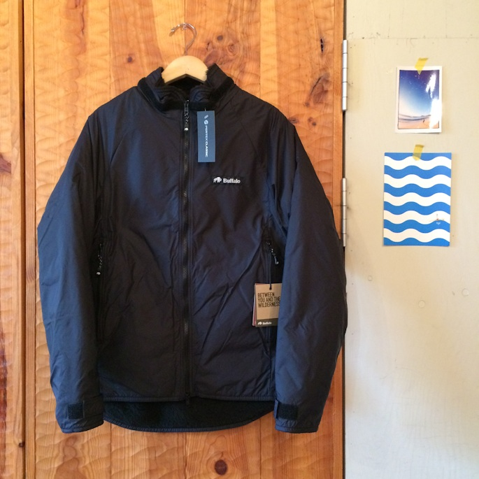 BUFFALO SYSTEMS BELAY JACKET 通販 FARMHOUSE京都