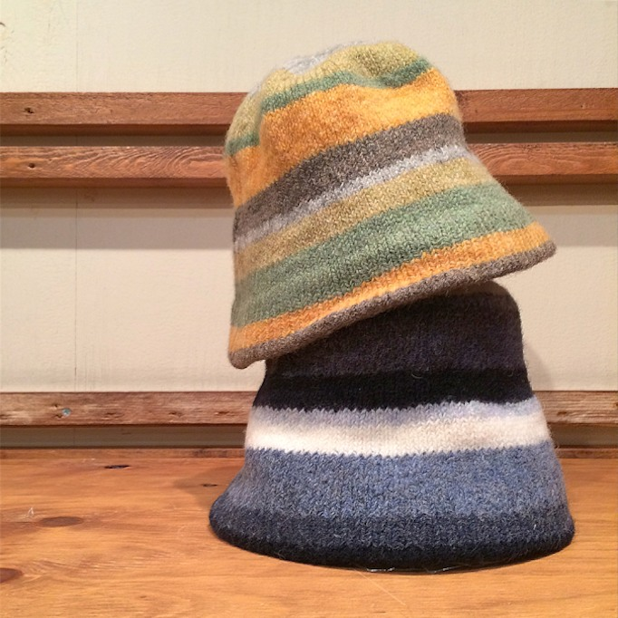 ROBERT MACKIE WOOL HAT MADE IN SCOTLAND