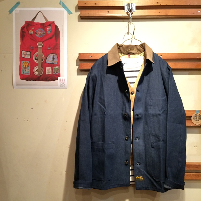 STAN RAY ARCHIVE JACKET MADE IN USA FARMHOUSE京都