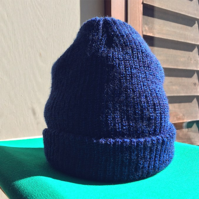 ARTEX KNITTING MILLS ACRYLIC WATCH CAP MADE IN USA FARMHOUSE京都