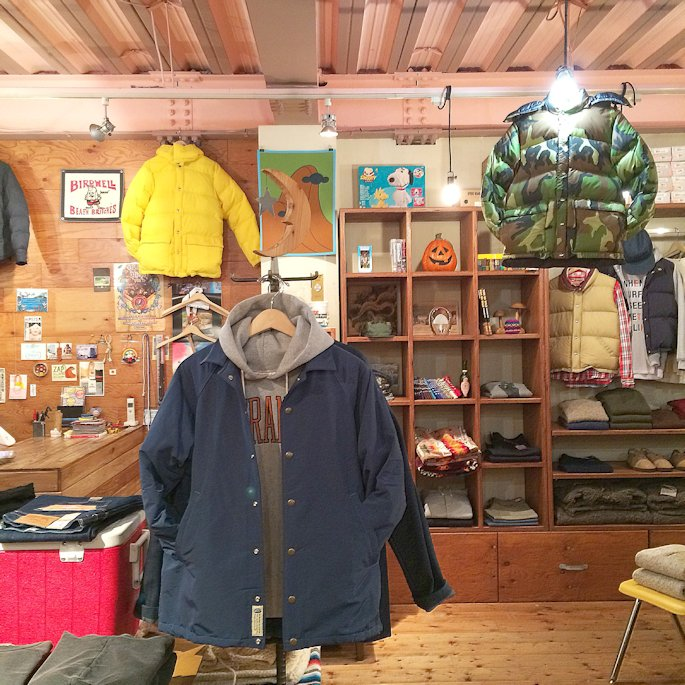 OREGONIAN OUTFITTERS COACH JACKET MADE IN USA FARMHOUSE京都