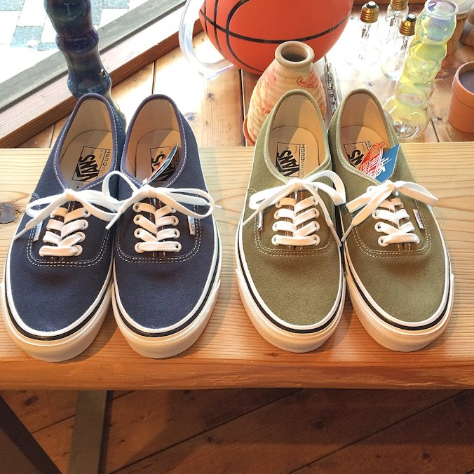 VANS AUTHENTIC 44DX ANAHEIM FACTORY 取扱店 FARMHOUSE京都